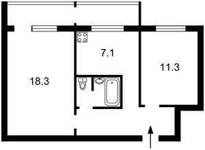 Квартира R-32379, Бойчука Михаила (Киквидзе), 34а, Киев - Фото 3