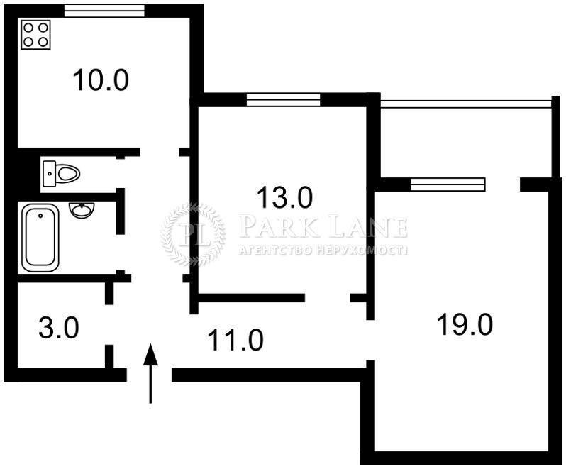 Квартира B-102522, Курская, 13б, Киев - Фото 2