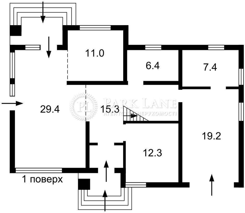 Дом K-31718, Ботаническая, Гатное - Фото 2