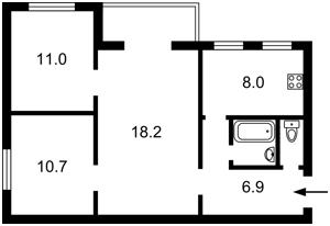 Квартира J-28657, Михайловская, 22а, Киев - Фото 3