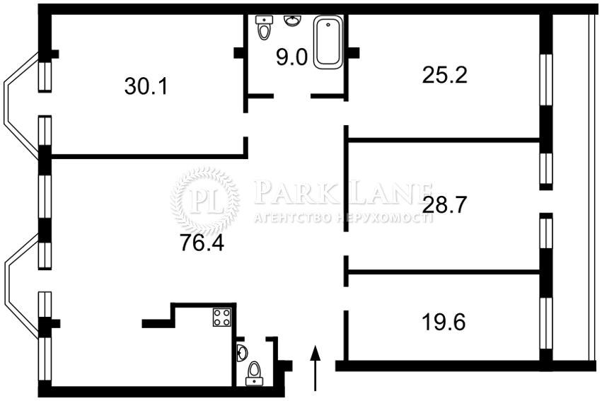 Квартира I-32945, Сковороды Григория, 6, Киев - Фото 4