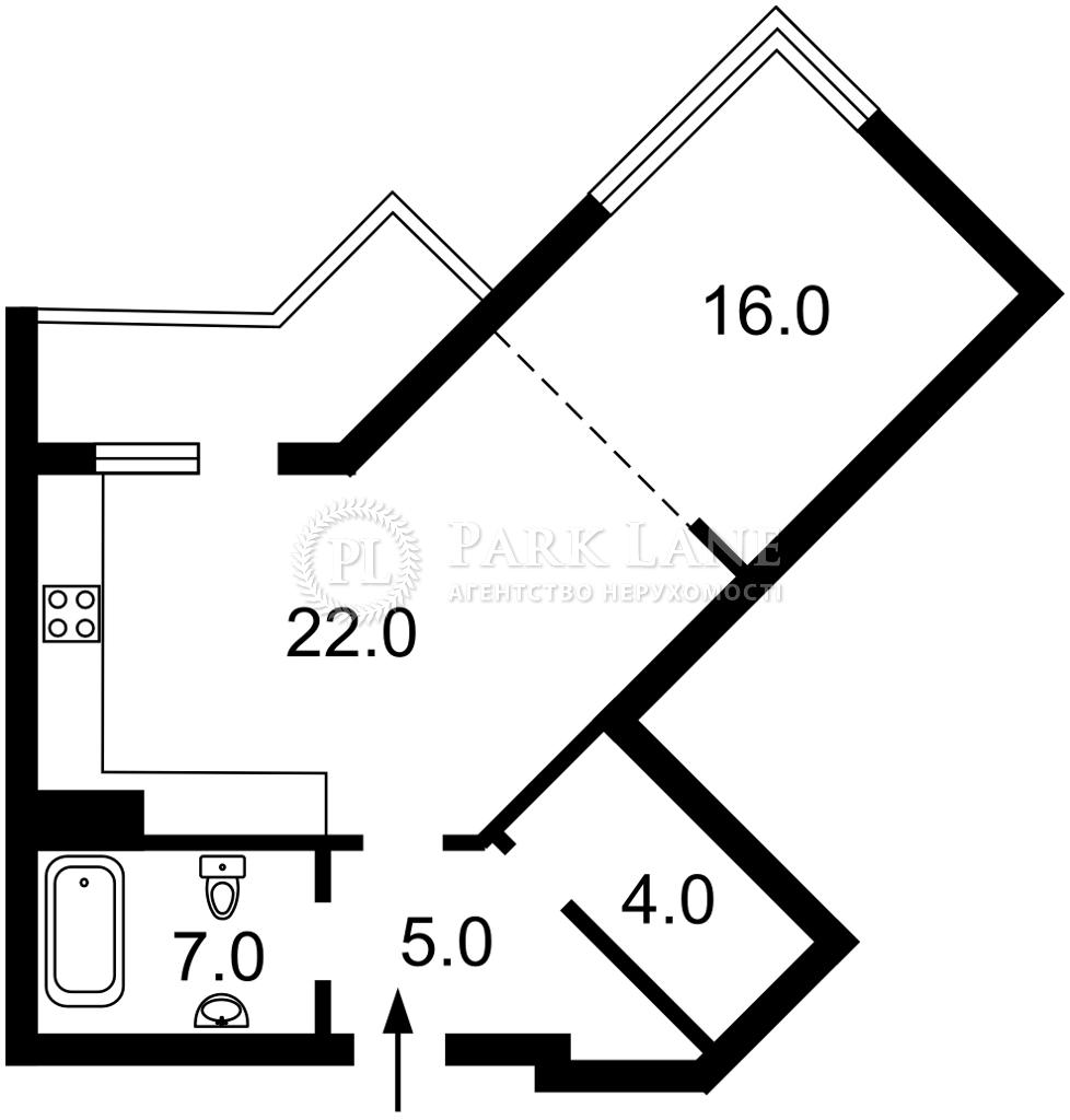 Квартира I-32868, Тютюнника Василия (Барбюса Анри), 37/1, Киев - Фото 6