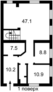 Квартира N-22985, Центральная, 49ж, Гора - Фото 2