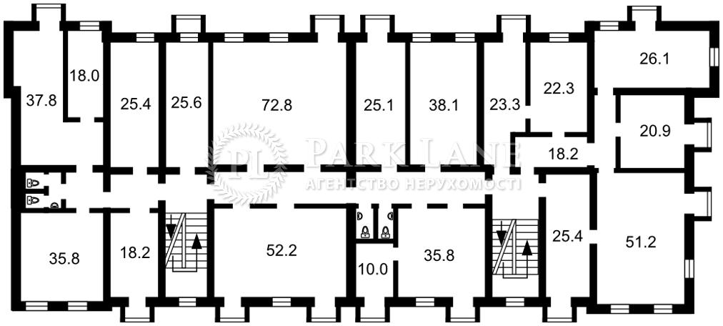 Нежитлове приміщення, B-102598, Ділова (Димитрова), Київ - Фото 1
