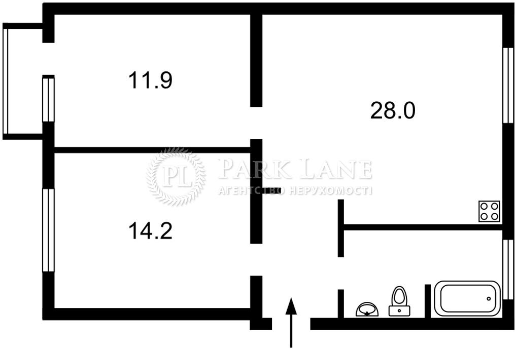 Квартира J-31058, Шевченко Тараса бульв., 2, Киев - Фото 4