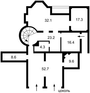 Дом B-102527, Набережная, Вишенки - Фото 4