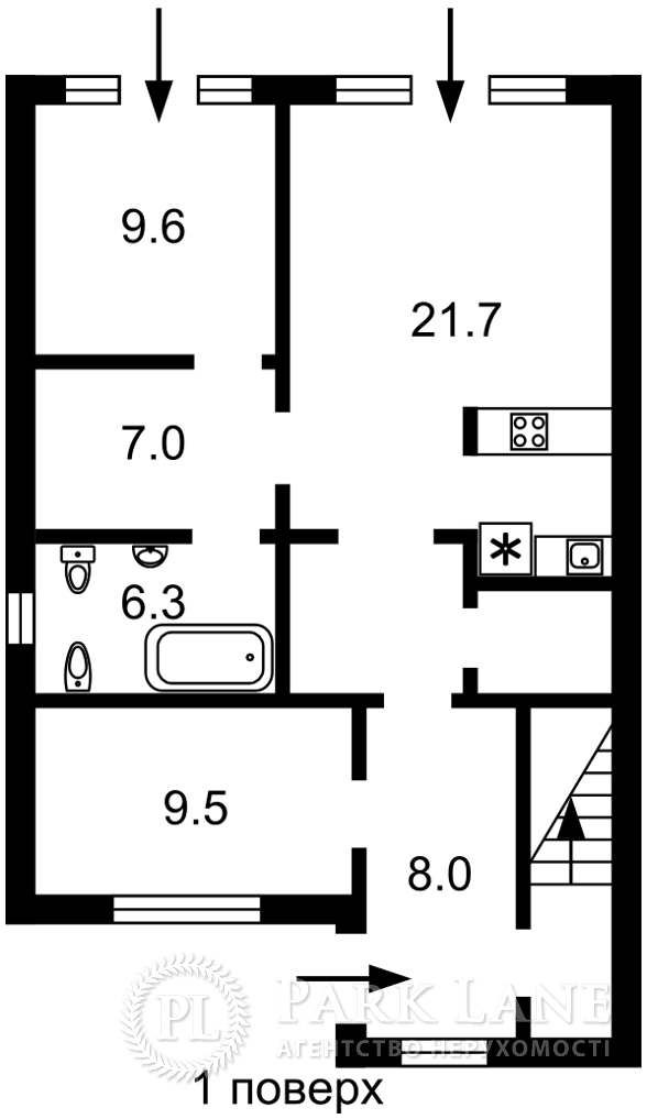 Будинок I-32789, Локомотивна, Київ - Фото 3