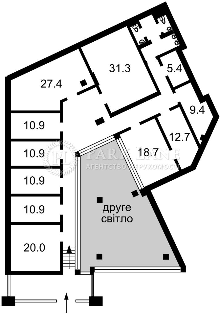 Нежилое помещение, ул. Липкивского Василия (Урицкого), Киев, J-29294 - Фото 2