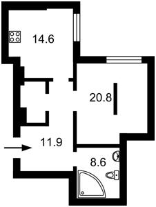 Квартира J-30983, Лобановского просп. (Краснозвездный просп.), 6а, Киев - Фото 5