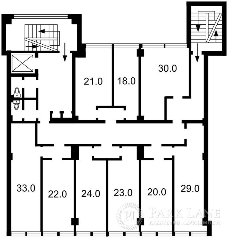 Офіс, B-102555, Велика Васильківська, Київ - Фото 1