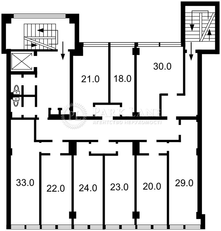 Офіс, B-102556, Велика Васильківська, Київ - Фото 1