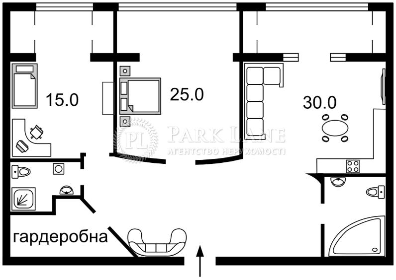 Квартира R-28449, Почайнинская, 70, Киев - Фото 4