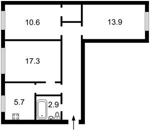 Квартира Z-748708, Василенко Николая, 13а, Киев - Фото 2