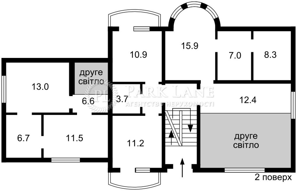 Дом I-33102, Грушевая, Ходосовка - Фото 5