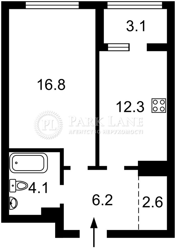 Квартира Z-768877, Заболотного Академика, 1 корпус 4, Киев - Фото 4