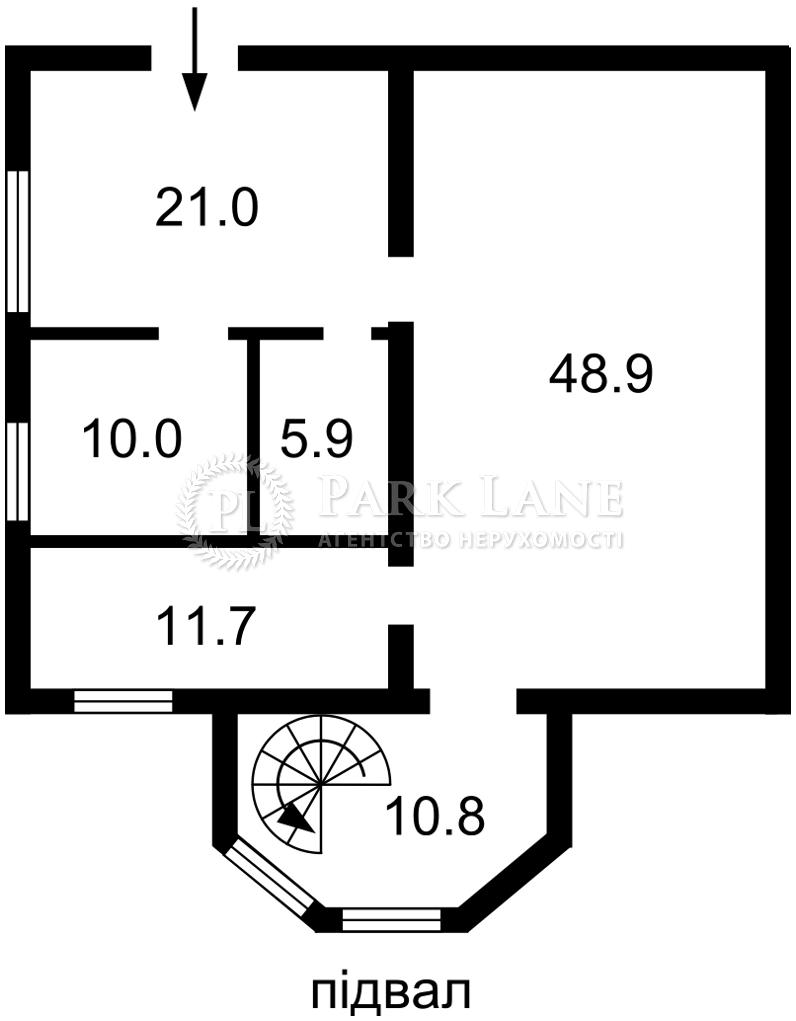 Дом L-28620, Апрельская, Ходосовка - Фото 4