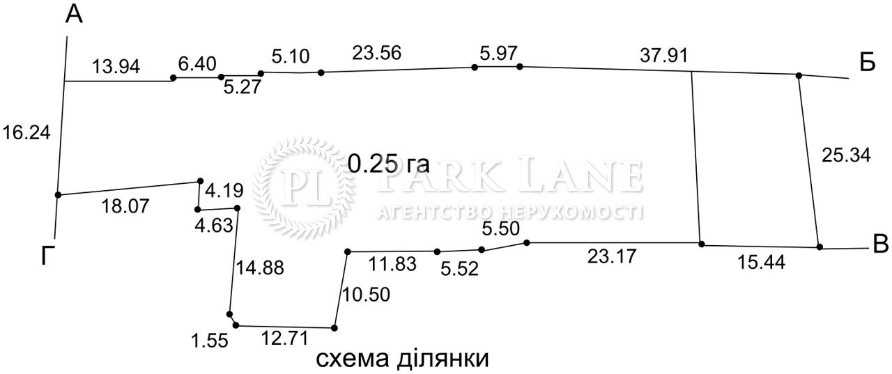 Земельный участок ул. Лесная, Малая Александровка, L-28627 - Фото 1
