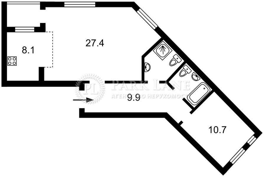 Квартира K-32167, Победы просп., 67, Киев - Фото 4