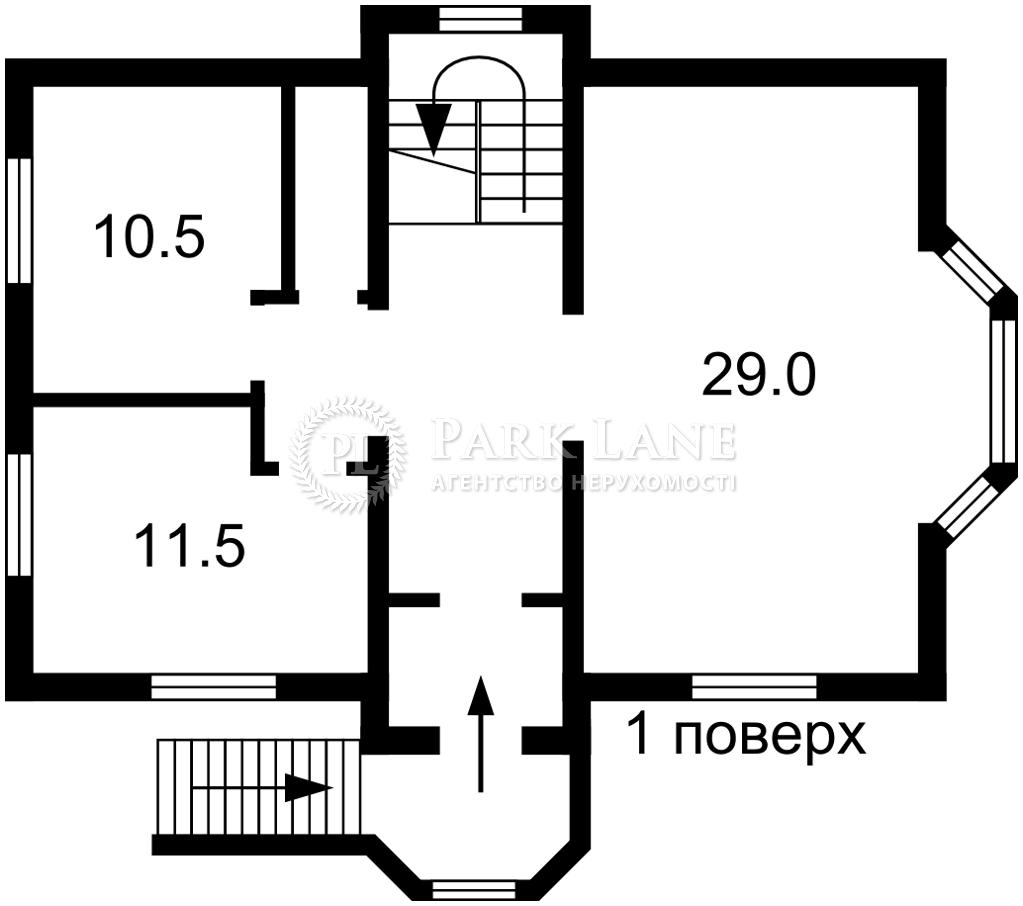 Дом N-23023, Вишневая, Гостомель - Фото 3