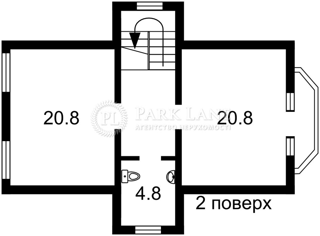 Дом N-23023, Вишневая, Гостомель - Фото 4