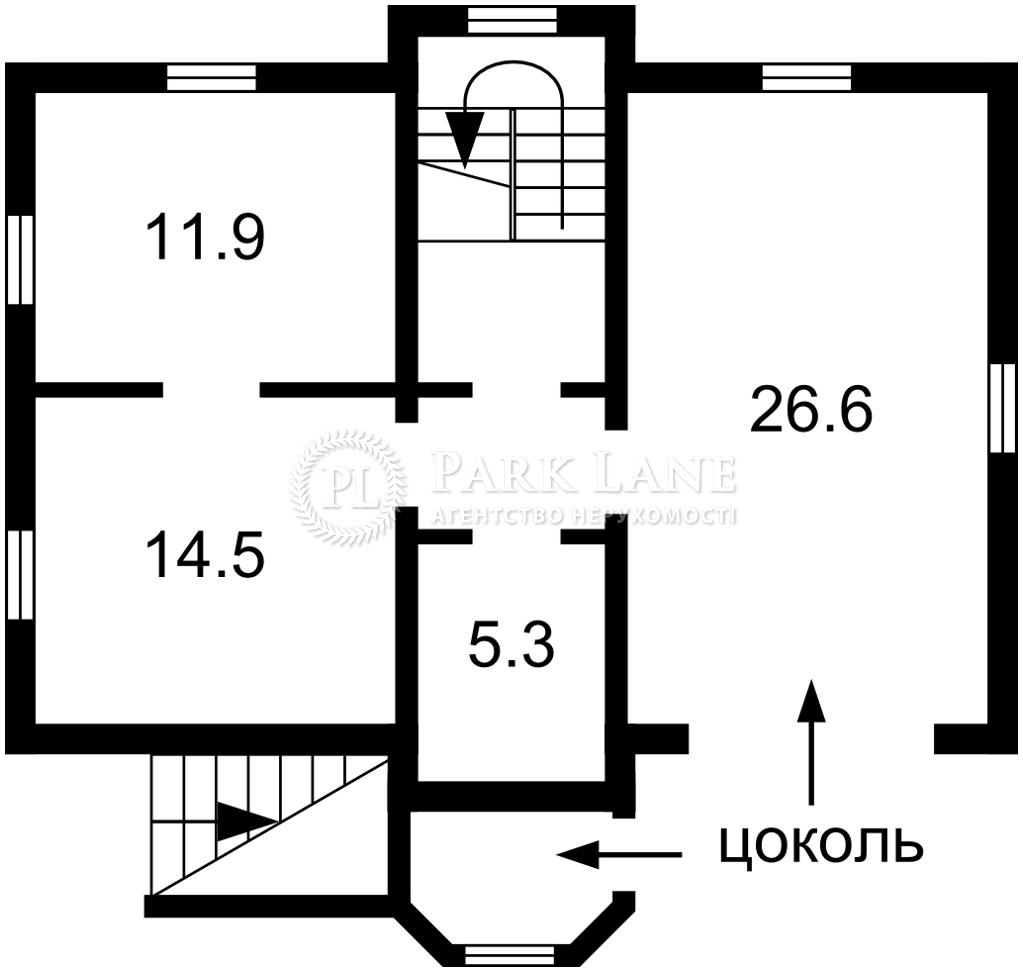 Дом N-23023, Вишневая, Гостомель - Фото 2