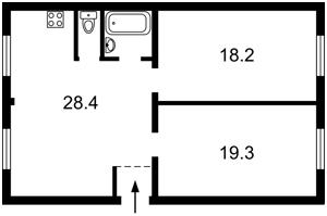 Квартира R-40251, Уманская, 47, Киев - Фото 5