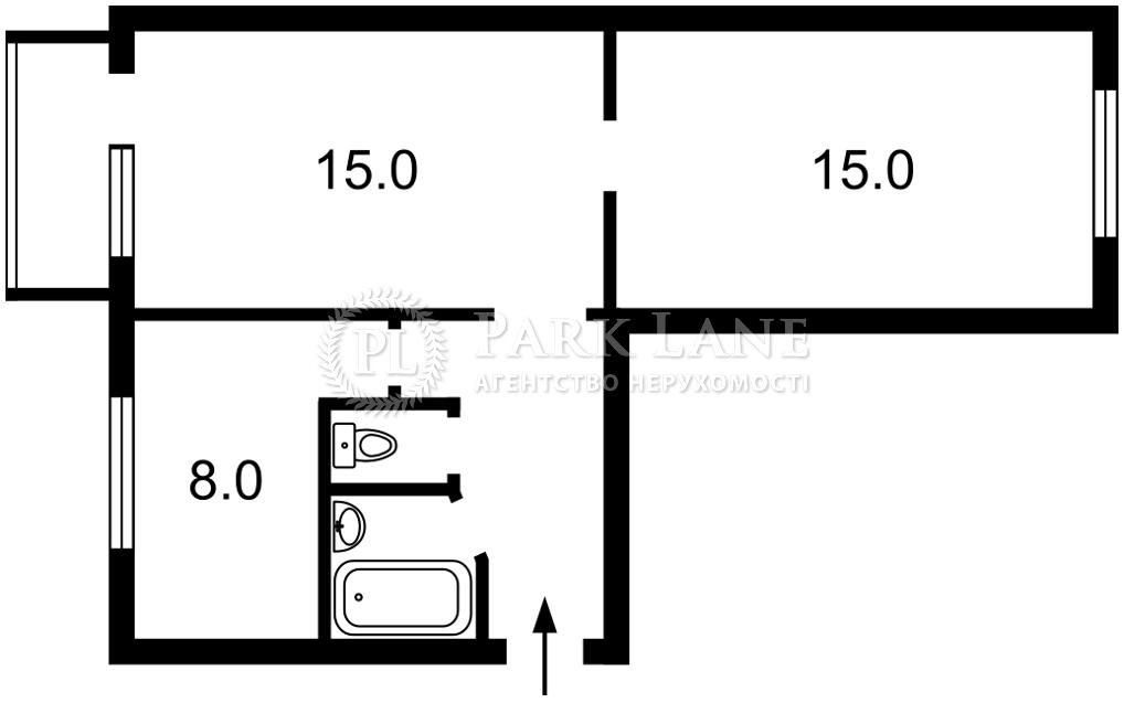 Квартира Дарницкий бульв., 15, Киев, R-34870 - Фото 2
