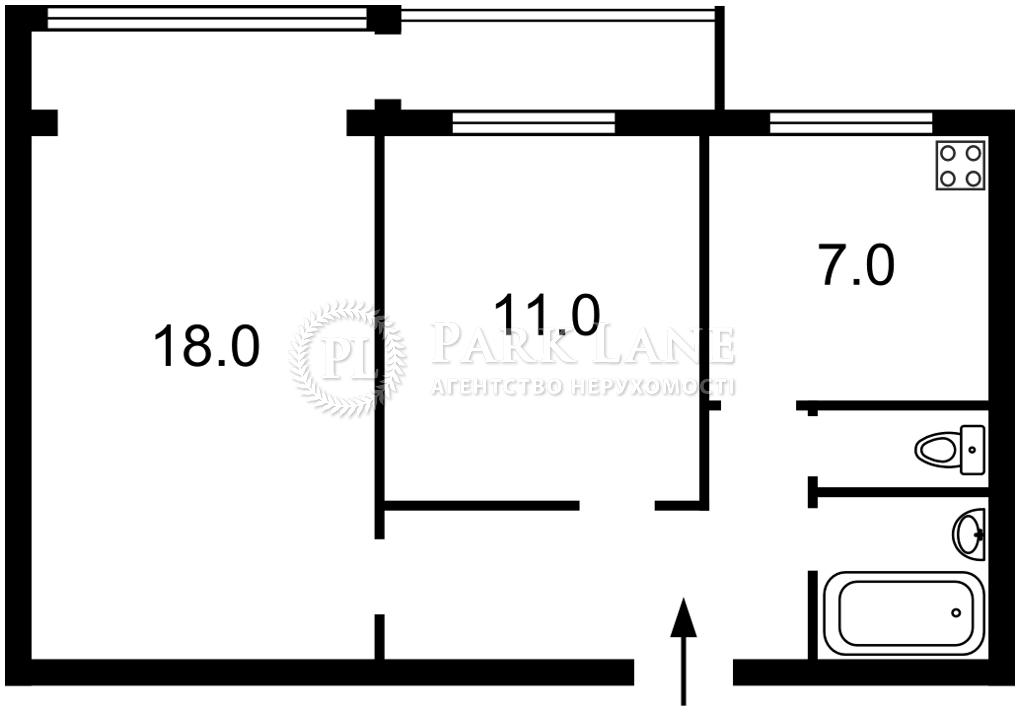 Квартира Правды просп., 92, Киев, Z-782346 - Фото 2