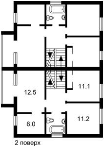 Дом Z-768228, Киево-Мироцкая, Буча (город) - Фото 3