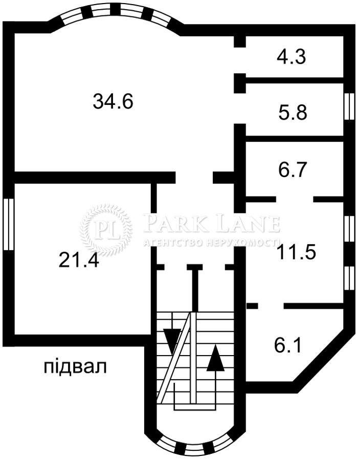 Дом N-23060, Полевая, Софиевская Борщаговка - Фото 3
