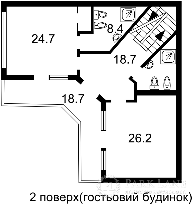 Дом K-32241, Боровкова, Подгорцы - Фото 9