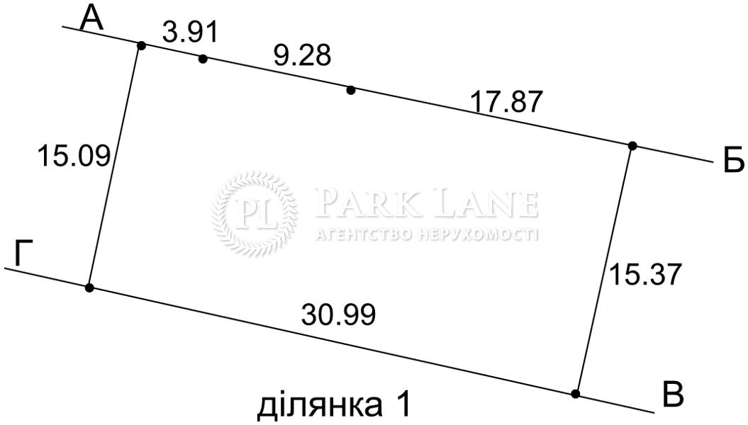 Земельный участок B-102771, Независимости, Нове - Фото 1
