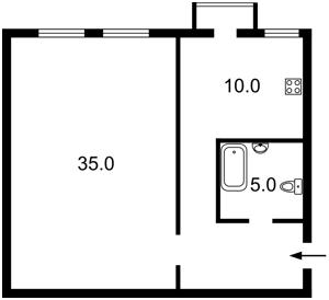 Квартира J-28656, Толстого Льва, 41, Киев - Фото 4