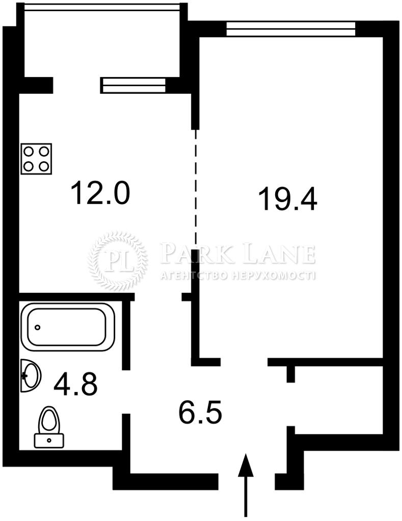 Квартира ул. Армянская, 6, Киев, I-33251 - Фото 2
