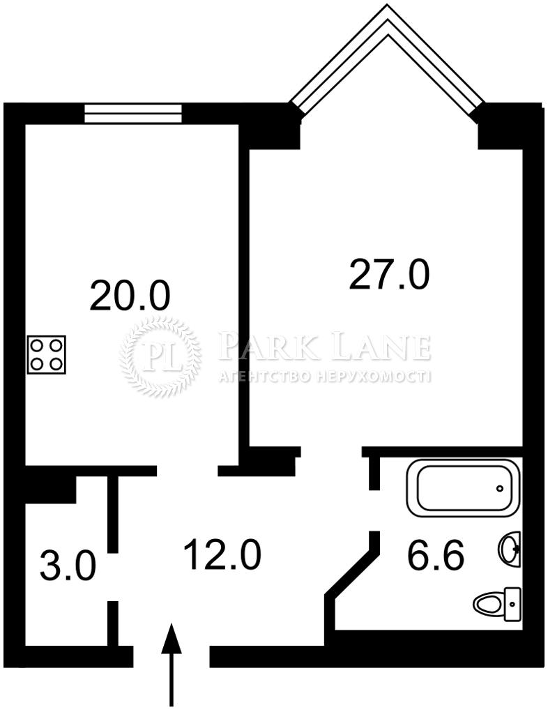 Квартира I-33150, Драгомирова Михаила, 14а, Киев - Фото 5