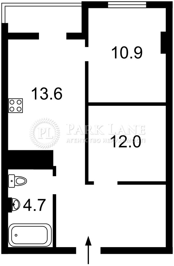 Квартира B-102832, Гарматная, 37а, Киев - Фото 2