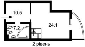 Квартира K-32348, Протасов Яр, 8, Киев - Фото 7