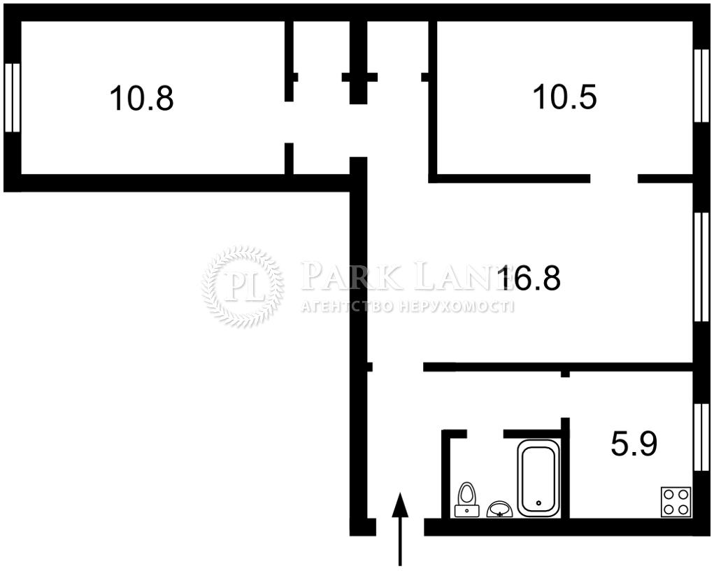 Квартира Z-794622, Бойчука Михаила (Киквидзе), 37, Киев - Фото 3