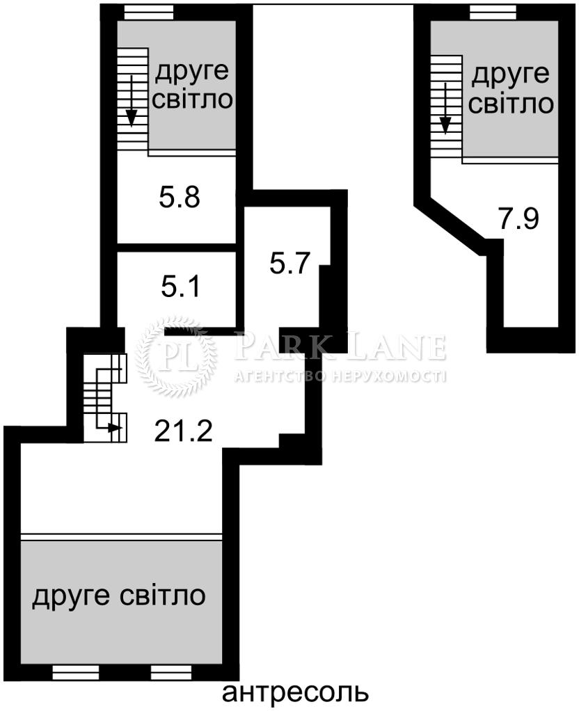 Квартира ул. Ольгинская, 2/1, Киев, B-102876 - Фото 3
