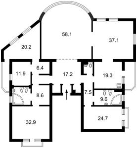 Квартира K-32355, Протасов Яр, 8, Киев - Фото 6