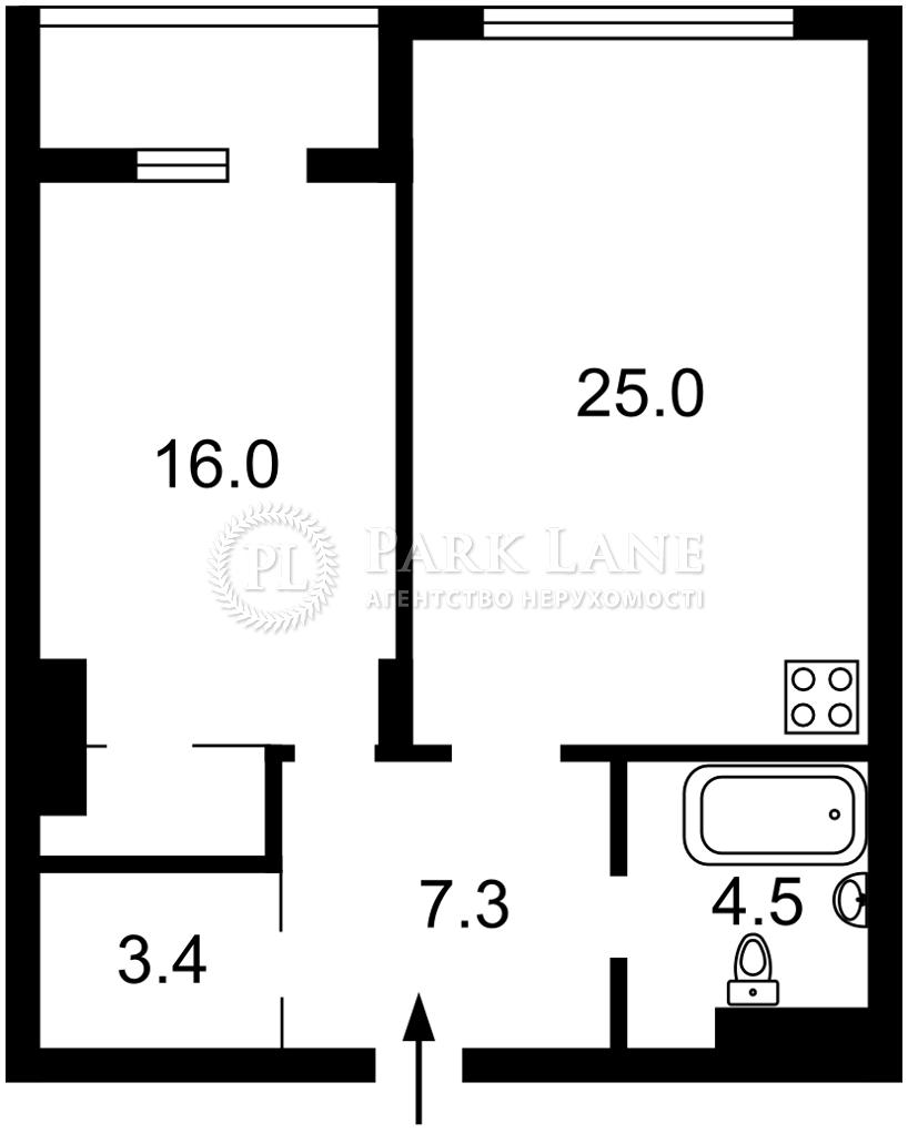 Квартира Z-797968, Драгомирова Михаила, 11б, Киев - Фото 2