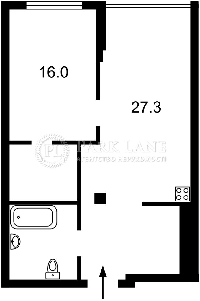 Квартира N-23163, Бойчука Михаила (Киквидзе), 41-43, Киев - Фото 7