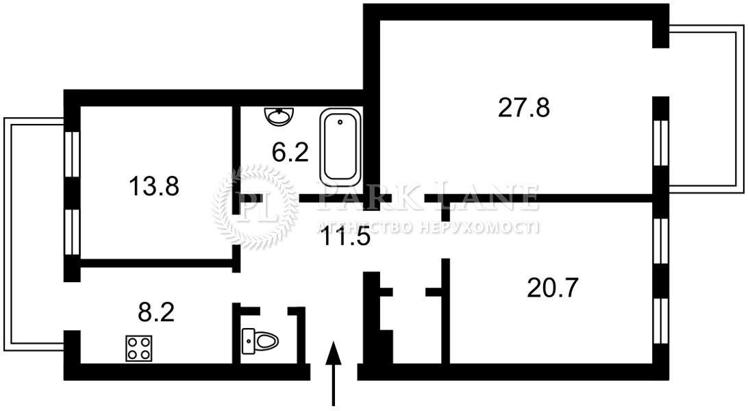 Квартира J-31391, Сагайдачного Петра, 8, Киев - Фото 4