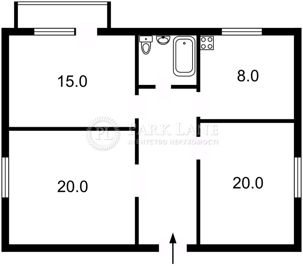 Квартира ул. Крещатик, 21, Киев, R-39925 - Фото 2