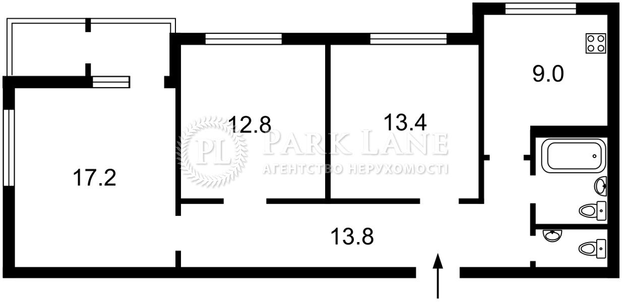 Квартира K-32330, Стуса Василия (Радгоспная), 7б, Киев - Фото 3