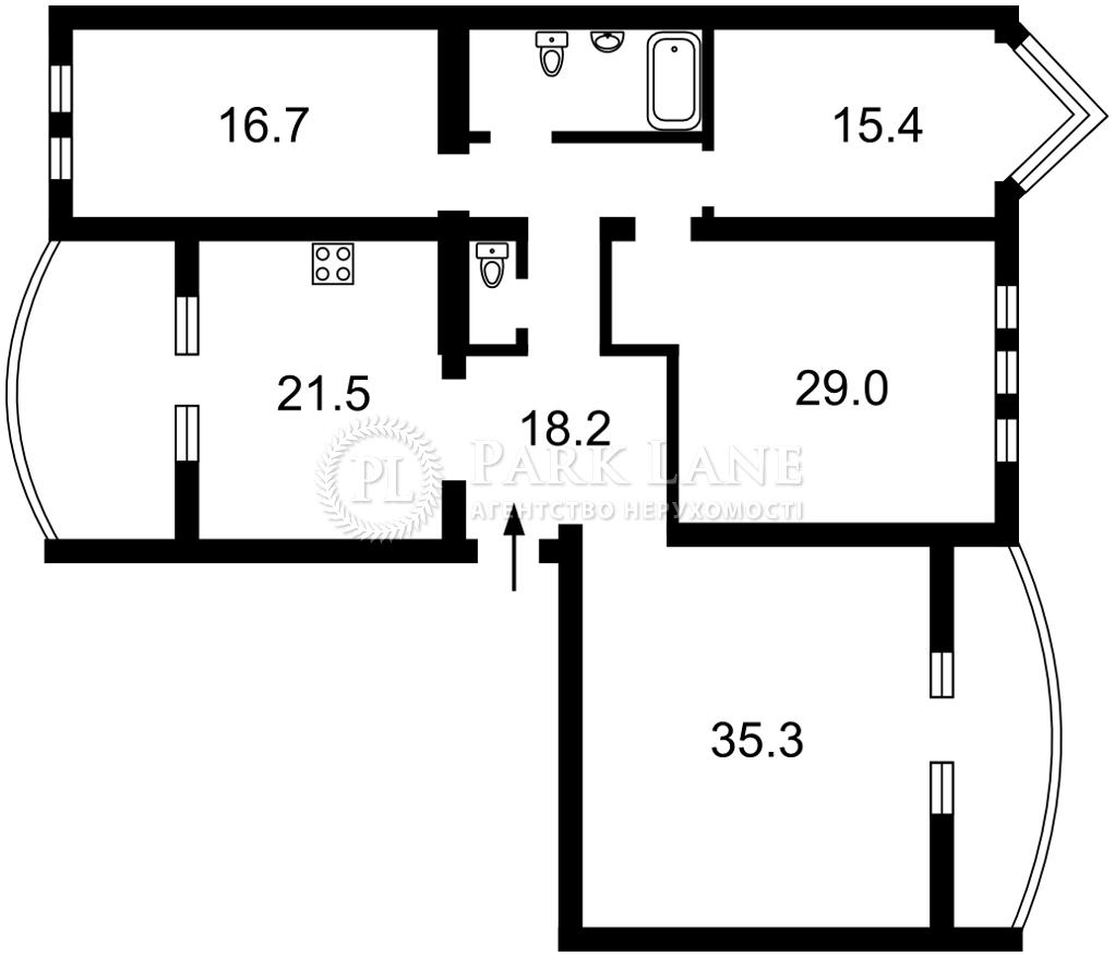 Квартира J-31424, Дмитриевская, 56б, Киев - Фото 4