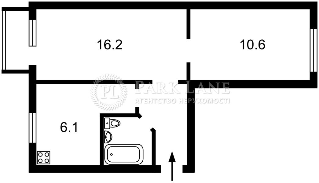 Квартира Z-751656, Строителей, 29, Киев - Фото 3