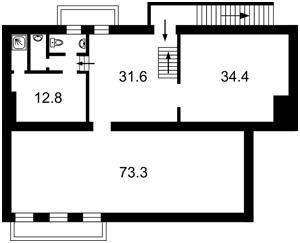 Нежитлове приміщення, Z-711276, Богомольця Академіка, Київ - Фото 4