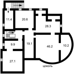Дом K-31589, Весенняя, Белогородка - Фото 4