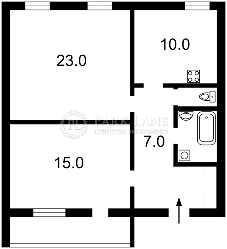 Квартира ул. Прорезная (Центр), 4, Киев, L-28741 - Фото 2